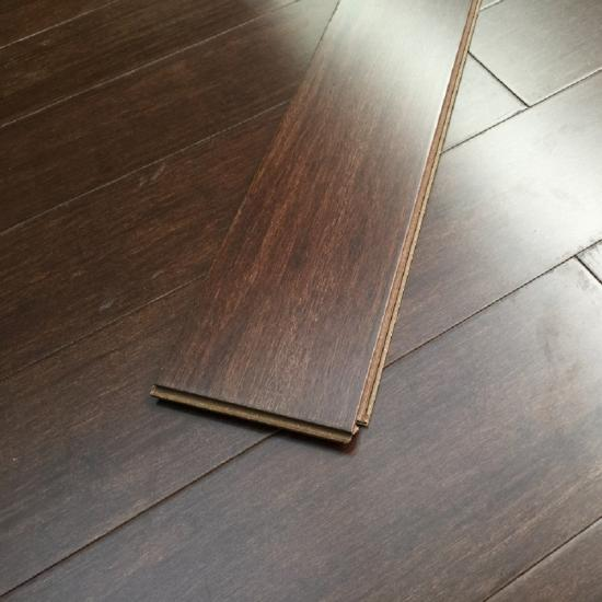 Smooth Bamboo Wood Flooring